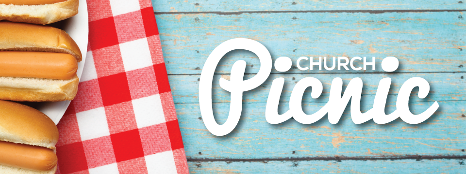 This Summer: Church Picnic!